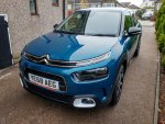 Chris's 2018 Citroen C4 Cactus 1.2 110 S&S Flair