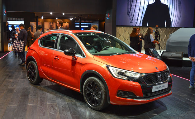 new ds4 debuts in frankfurt citroen ds4 forums. Black Bedroom Furniture Sets. Home Design Ideas