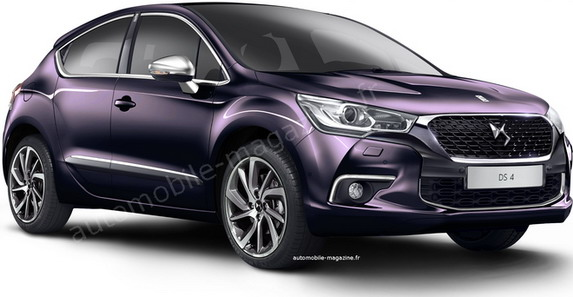 ds brand 39 s split from citro n confirmed citroen ds4 forums. Black Bedroom Furniture Sets. Home Design Ideas