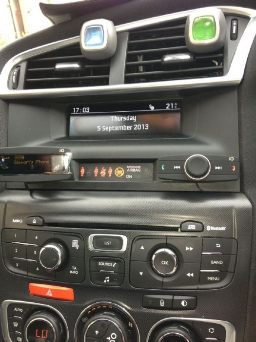 bluetooth update 2 citroen ds4 forums. Black Bedroom Furniture Sets. Home Design Ideas