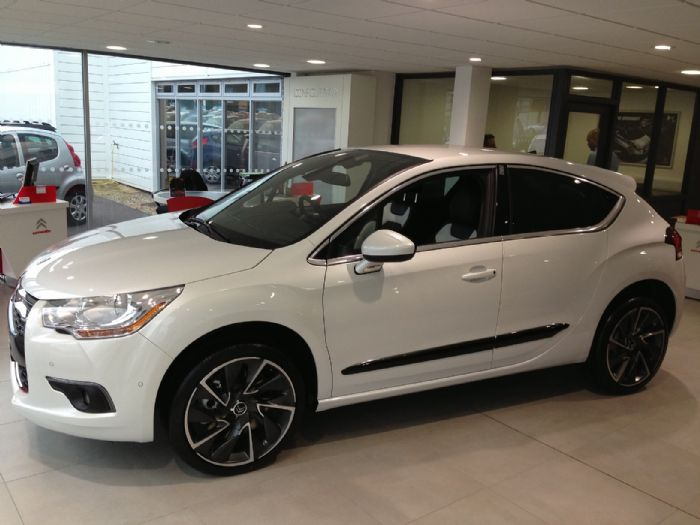 heffs pearlescent white dspor citroen ds4 forums